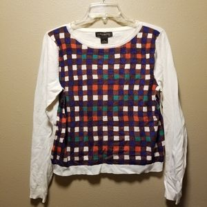Michelle Obama Retro Midcentury Mod Sweater